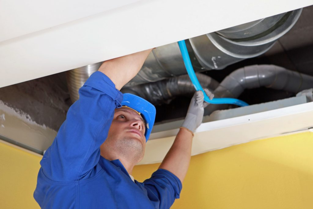 Air Conditioning Blower Cleaning Newark