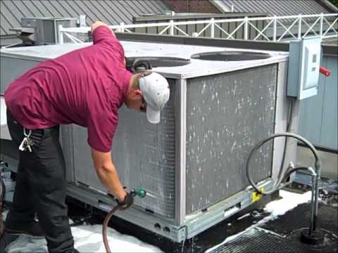 Air Conditioning Coil Cleaning in Newark